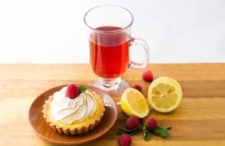紅茶和蛋糕