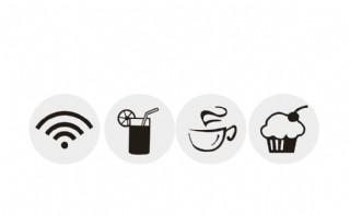 咖啡杯圖標