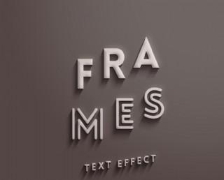 字體設計效果